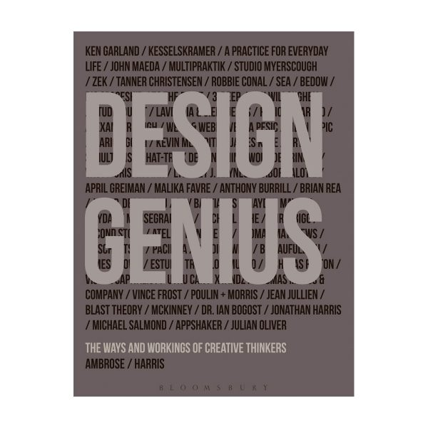 Design Genius book